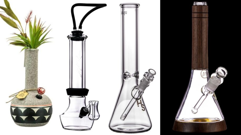 Different Types of Bongs One Get From Online Store